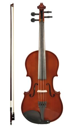 fiddles: Sliced photographies different music instrument