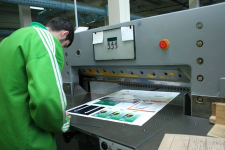 printing machine: Different printed machines and polygraphic equipment
