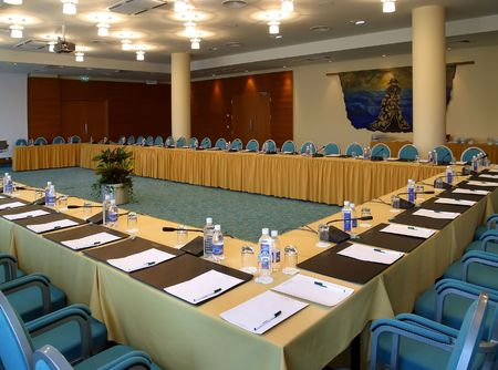 conference hall Stock Photo - 679193