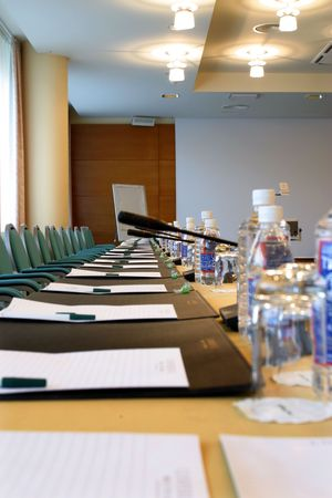 conference hall Stock Photo - 679194