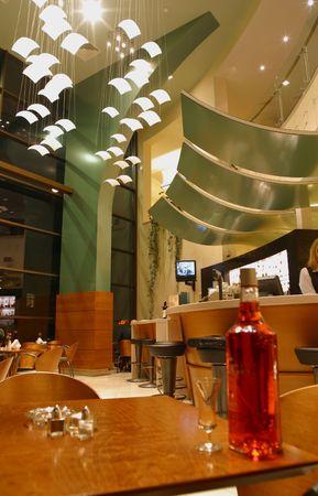 interior cafe Stock Photo - 679201