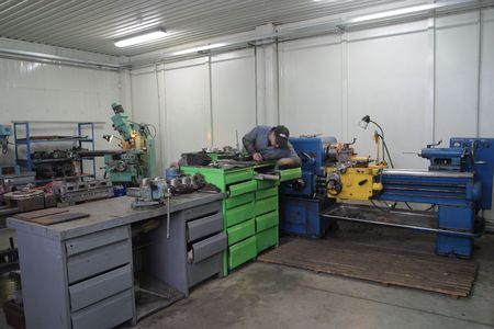 Auto service Stock Photo - 703542