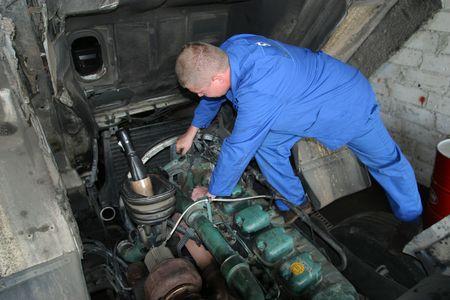 Auto service photo