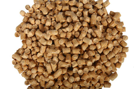 briquettes: briquettes and granulated firewood