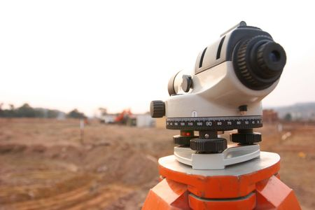 Landsurveyor equipment