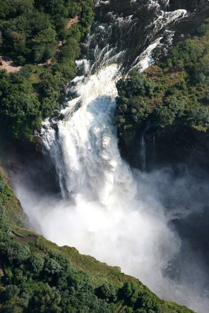Victoria Waterfall photo