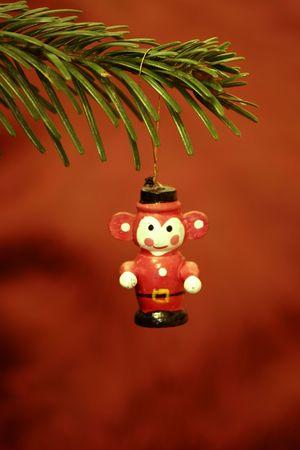 Christmas Monkey photo