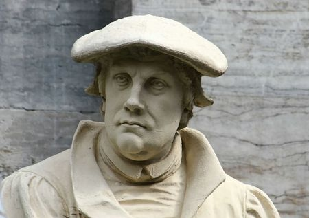 lutheran: Martin Luther