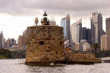 oceana: Fort Dennison in Sydney Harbour, Australia