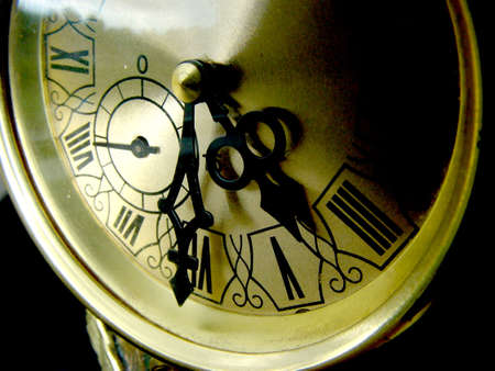 to hasten: Time