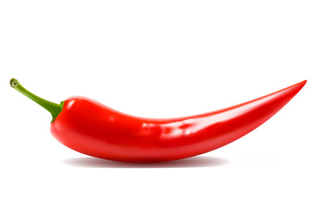 hot pepper: Red hot chili peppers