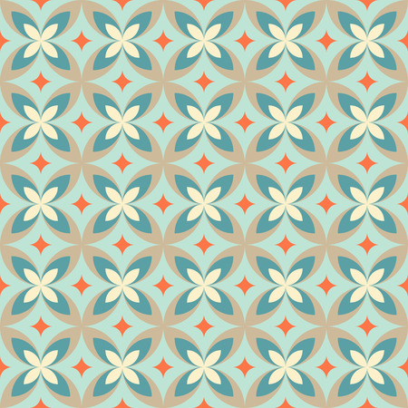 exact: Seamless geometric pattern. Vector background