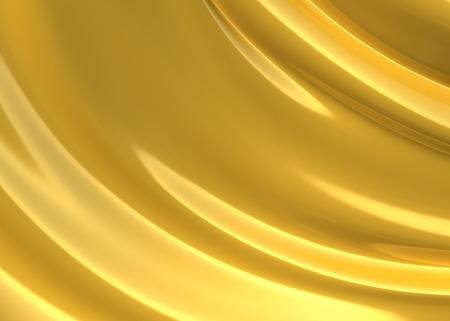 tissu or: Drap d'or abstraite et la texture m�tallique ou fond