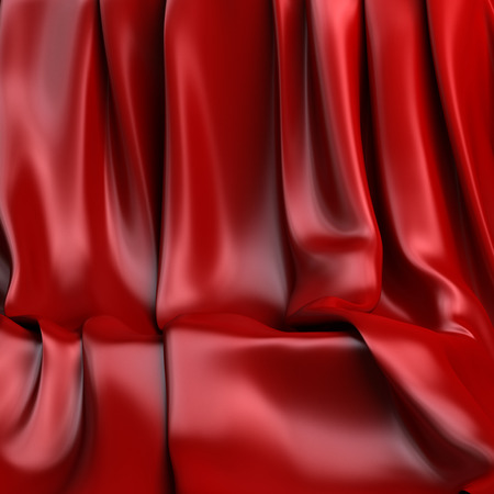 stilllife: Background made of red cloth for a still-life