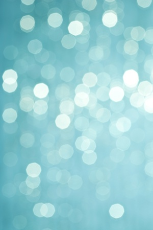 bokeh background: Abstract christmas lights on background  Stock Photo