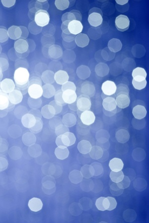 Abstract christmas lights on background  Stock Photo - 21080218