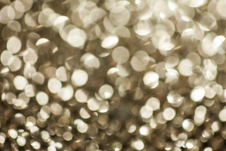 spangles: Abstract christmas lights on background Stock Photo