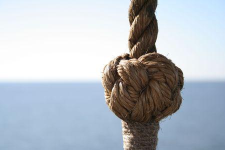 bollard: Marine knot