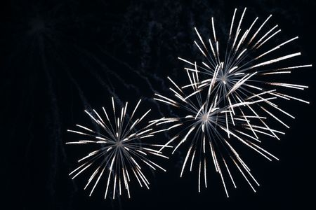 pyrotechnics: Fireworks