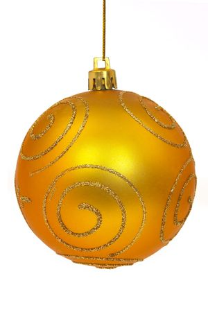 decoraton: christmas ball