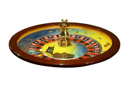 wagers: Casino, ruleta