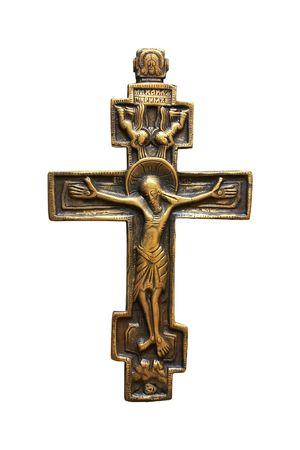 iconography: Cross Stock Photo