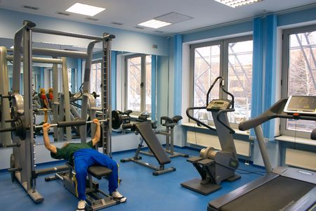Health Club Stock Photo - 353875