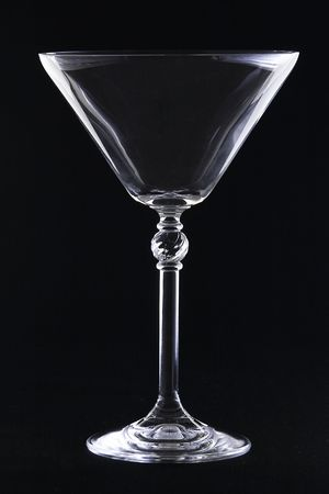 stiring: Martini Glass