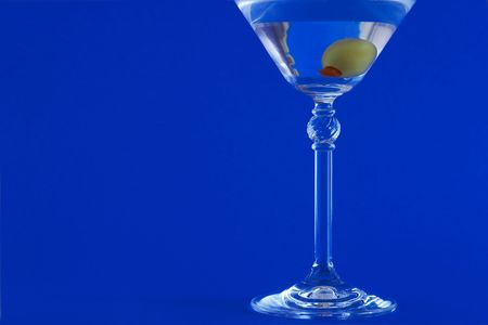 timeless: martini Stock Photo