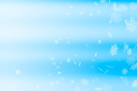 snowflakes for christmas Stock Photo - 372192