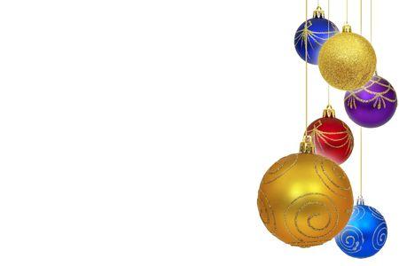 Christmas balls Stock Photo - 372188