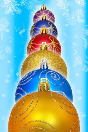 Christmas balls Stock Photo - 372187