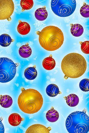 Christmas balls Stock Photo - 372199