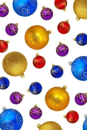 decoraton: Christmas balls