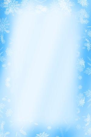 snowflakes for christmas Stock Photo - 372185