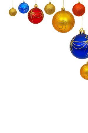 christmas balls Stock Photo - 372048