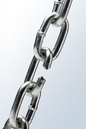 cadena rota: Romper la cadena en Gray