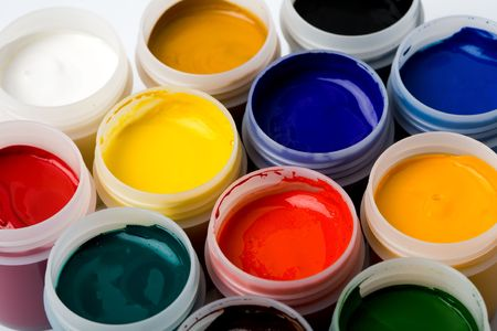 The Vibrant Colors background Stock Photo - 851933