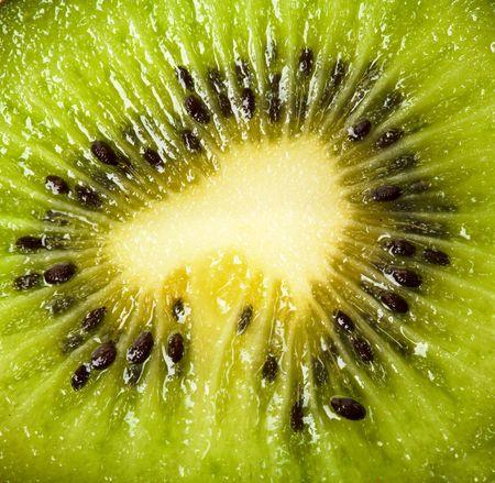 healthful: Rodajas de kiwi