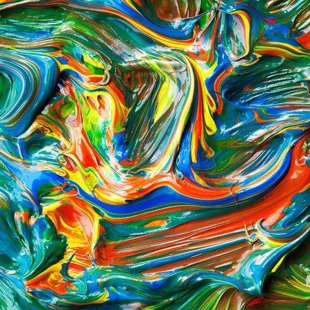 refurbishing: vibrant color paint background