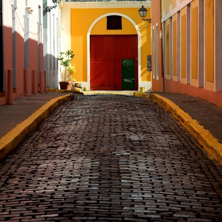 juan: Old San Juan the original capital of Puerto Rico