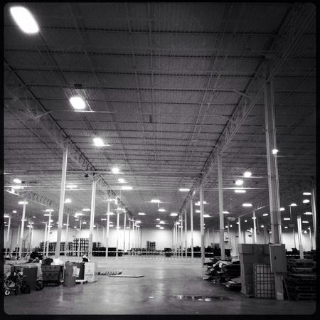 warehouse interior: Magazzino interno