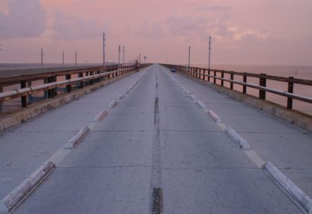 mile: Original Seven Mile Bridge