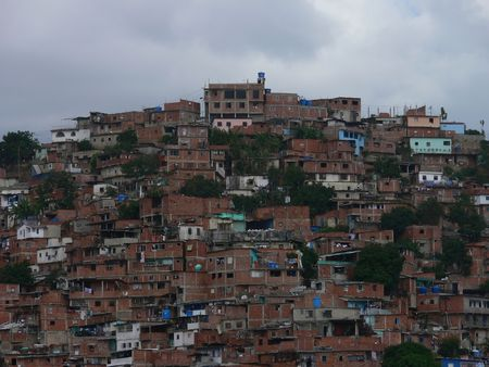 caracas: POVERTY IN VENEZUELA 1