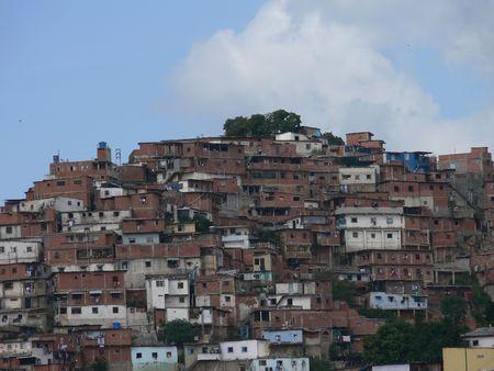 POVERTY IN VENEZUELA 3 Stock Photo