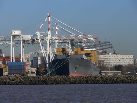 PORT OF BUENOS AIRES