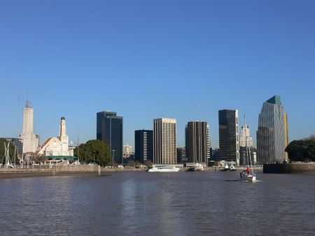 DOWNTOWN BUENOS AIRES 1