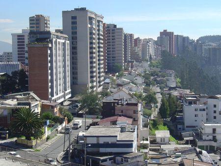 quito: QUITO Stock Photo