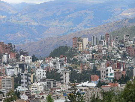 quito: QUITO CITY