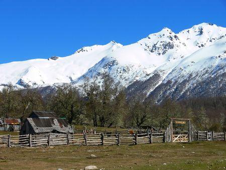 patagonia: PATAGONIA FARM